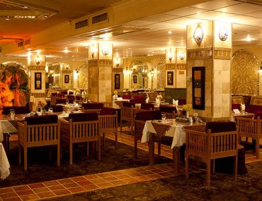 Isfahan's best restaurants 2018